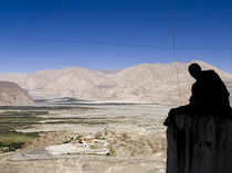 Noubra Valley by Chris Christidis