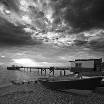 Fish and Chips at the Seaside by Jason swain