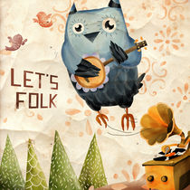 Let's Folk by Bruno Nunes