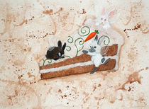 Carrot Cake by Ash Evans
