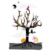 Halloween by Amélie Mimeault