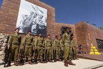 Jerusalem, Holocaust Memorial Day at Yad Vashem von Hanan Isachar
