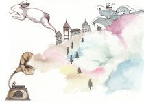 Rabbit Cloud by Brooke Weeber