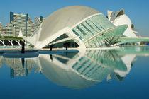 Valencia, Hemisfèric by Frank Rother