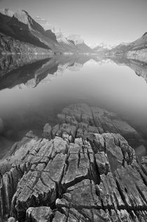 St. Mary Lake by Ben Bolden