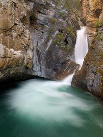Johnston Canyon by Ben Bolden