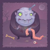 Blob Zombie von John Schwegel