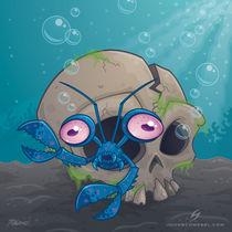 Eye Crustacea by John Schwegel