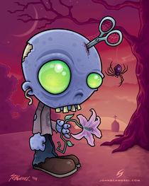 Zombie Jr by John Schwegel