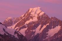 Mt. Cook von Ben Bolden