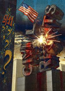 9/11 von Matthias Töpfer