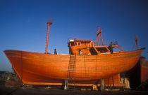 orangeboat von Alexandre Sargos