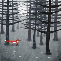 The Fox and the Forest von Nic Squirrell