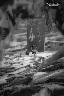 marché aux poissons von Christian Archibold