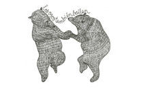 bears by Willy Ollero