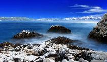 Magic sea by Albin Bezjak