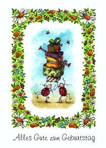 Ein Turm aus Geschenken by Katja Kiefer
