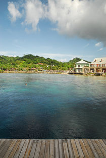 Roatan by Christian Archibold