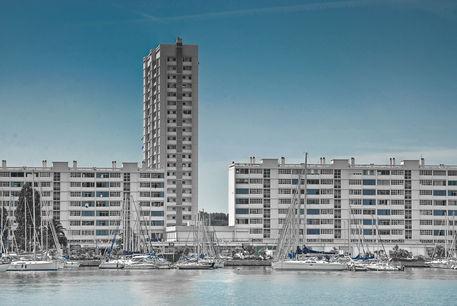 Toulon-blue
