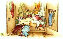 Wenn Eichhörnchen schlafen by Katja Kiefer