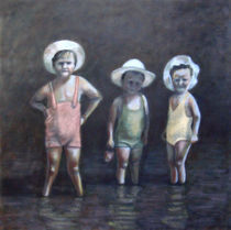 Three Little Pigs (Trois petits cochons) by Anastassia Elias