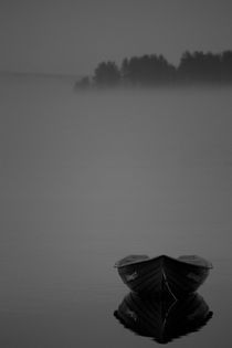 Boat by Andrey Lavrov