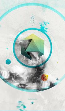 Icosahedral Ocean by Oscar Matamora