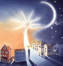 Sonne und Mond by Denitza Gruber