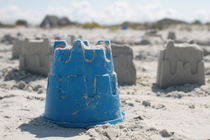 castles in the sand von ushkaphotography
