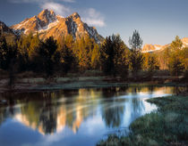 Mcgown Peak Sunrise by Leland Howard