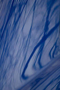 Blue Swirl_0044B by Dennis Tarnay Jr