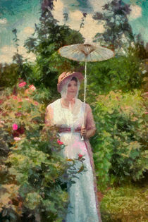 Mrs. Rosalie Calvert by Susan Isakson