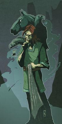 Loki by Jan Bintakies