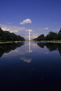 Washington Monument, D.C. by Wolfgang Kaehler