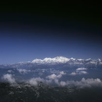 Himalaya mountains, India by Eugene Zhulkov