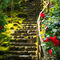 Stairs-from-natural-garden