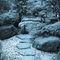 Stone-walkway-to-well-cyan