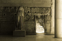 Entry to the Stoa by Erik Schmitt