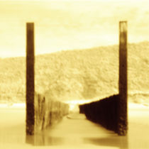 Sea Side (Pinhole) von Christiane Hoffmann