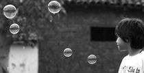 Bubble magic time by emanuele molinari