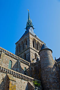 Mont Saint-Michel by Joel Morin