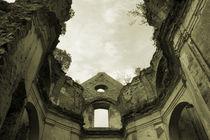 temple ruins von Jacek Maczka