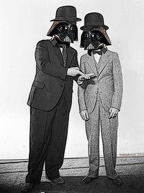 Stan Vader and Oliver Fener by giuseppe amato