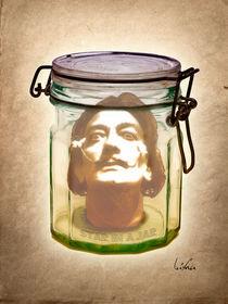 Dalì in a Jar by giuseppe amato