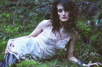 Black-Eyed Angel by Britta Hawkins