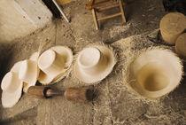 Panama Hats, Ecuador von Melissa Salter