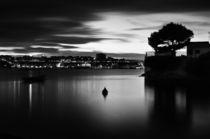 Nocturna Puerto de Mahón von Carlos Pons Vidal