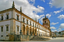Alcobaça Monastery - Portugal von Pedro Liborio