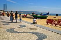 Nazare - Portugal by Pedro Liborio