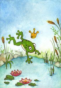 Ein Frosch, ein König! by Katja Kiefer